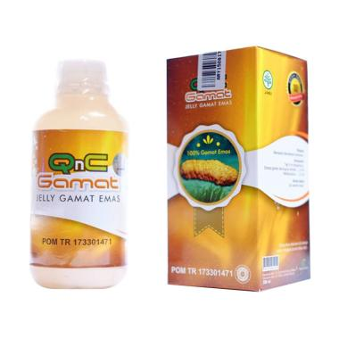 QnC Jelly Gamat Multivitamin [300 mL/ Original]