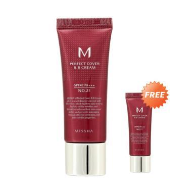 Missha M Perfect Cover BB Cream [SPF 42/ PA ++]