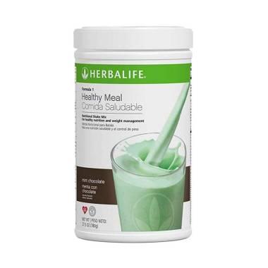 Herbalife Formula 1 Nutritional Sha ... ocolate Minuman Kesehatan