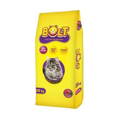 harga CP Petfood BOLT Tuna Kibble Donat Adult Cat Food [20 Kg] Blibli.com