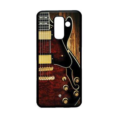 harga CARSTENEZIO Motif Gitar Listrik Musik 06 Softcase Casing for Samsung Galaxy A6+ - Hitam Blibli.com