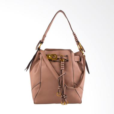 Bellezza MS-E121 Hand Bag - Khaki
