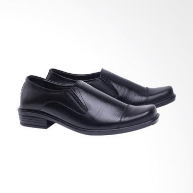 Garucci Formal Sepatu Pria - Hitam [F1GL 0402]