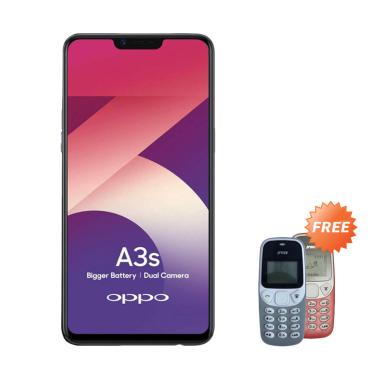 OPPO A3S Smartphone 16GB 2GB Free Prince PC 5 Handphone