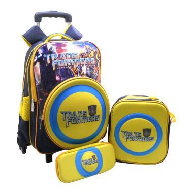 DJ Fashion 0665 Transformer 3in1 Tas Sekolah Anak
