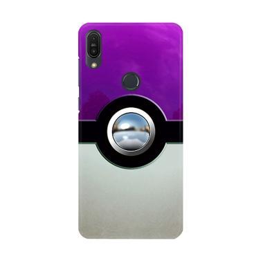 harga Flazzstore Pokeball Chrome Button V0985 Premium Casing for Asus Zenfone Max Pro M1 Blibli.com