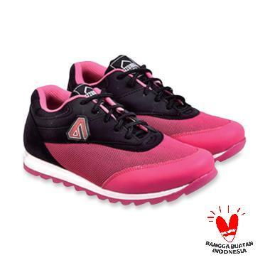 harga Azzurra 627-16 Sepatu Anak Wanita - Pink + Free Bag Pouch or Dompet Kartu Blibli.com