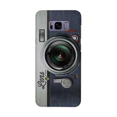 Indocustomcase Blue Lens Camera Cov ... or Samsung Galaxy S8 Plus
