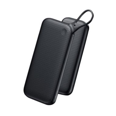 Baseus PD Fast Charger Powerbank [2 ... al Ports/ Qualcomm QC3.0]