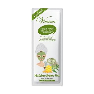 harga Vienna Matcha Green Tea Face Mask Blibli.com