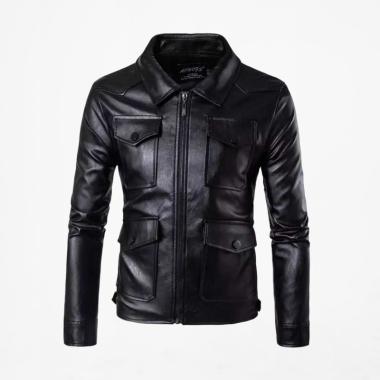 Leather Jacket Men - Produk Berkualitas a4b328fef3