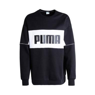PUMA Retro Crew Neck DK Sweater Olahraga Pria. Rp 899.000 8df4fc8687