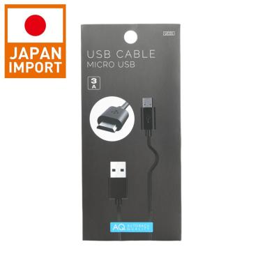 AQ Micro Quick Charge 3.0 UC01 USB Cable [Japan Import]