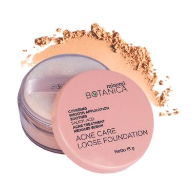 Mineral Botanica Acne Care Loose Foundation