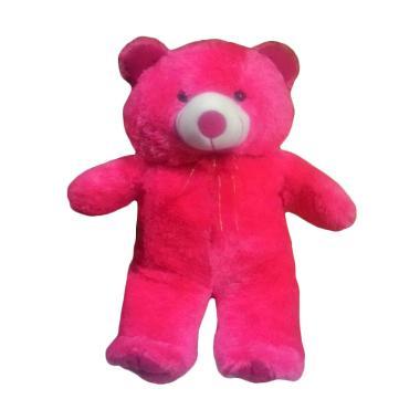Jual Boneka Teddy Bear Warna Pink Online - Harga Baru Termurah Maret ... 21104cdaef