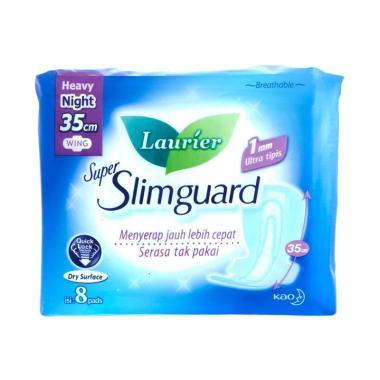 Laurier Super Slimguard Night Wing 8 Pcs