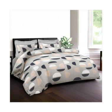 King Rabbit Motif Milk Set Sprei