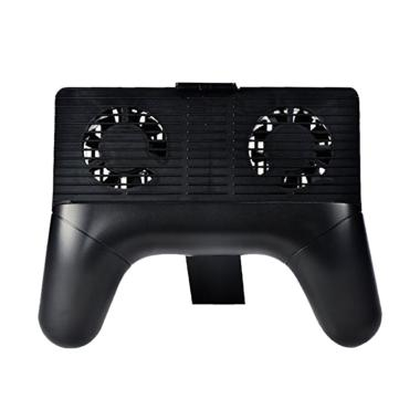 Gamepad Cooling Holder for Smartphone 4-6 Inch - Black