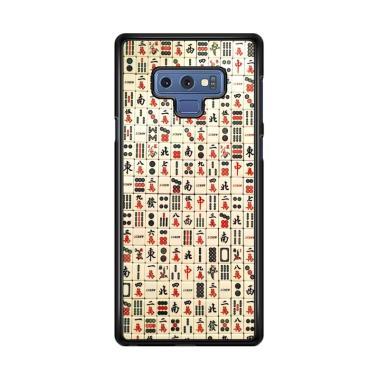 harga Flazzstore Mahjong Y2167 Premium Casing for Samsung Galaxy Note9 Blibli.com