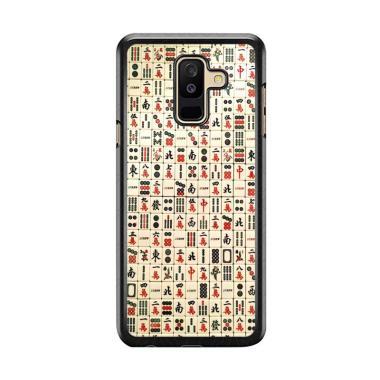 harga Flazzstore Mahjong Y2167 Premium Casing for Samsung Galaxy J8 2018 Blibli.com