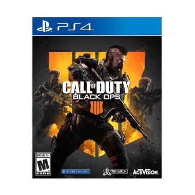 harga SONY PlayStation 4 PS4 Call Of Duty : Black Ops 4 region 3 Blibli.com