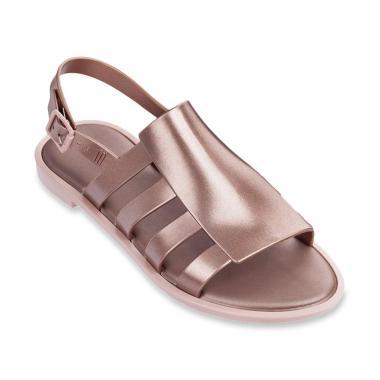 Sandal Melissa Shine Wanita Metallic Pink Local 32398 Go Medan Ad Boemia FJlK1Tc