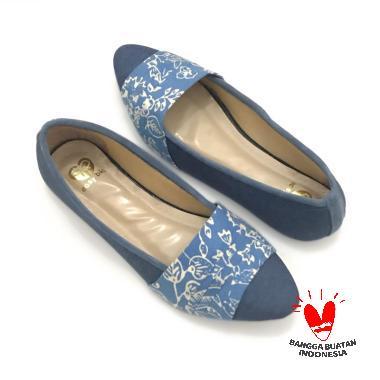 86ca1336b691 BIA Melissa Jeans Sepatu Wanita - Baby Blue