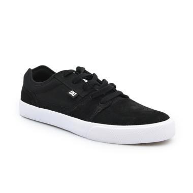 DC TONIK M Sepatu Sneakers Pria - Black White  XKWK  55cbcb5ba6