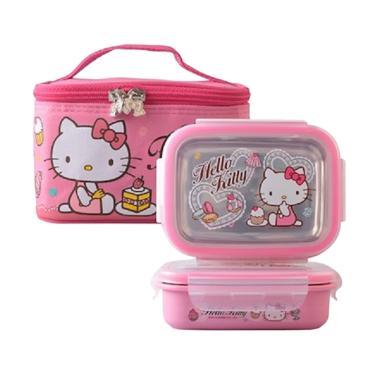 LocknLock Hello Kitty Set Lunch Box ...