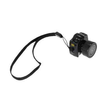 harga IIT Pinhole DVR Video Recorder Mini Camcorder - Black Blibli.com