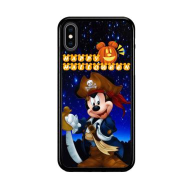 harga Flazzstore Mickey Mouse Halloween D0062 Premium Casing for iPhone XS Blibli.com