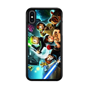 harga Flazzstore Star Wars Lego Down Y1959 Premium Casing for iPhone XS Blibli.com