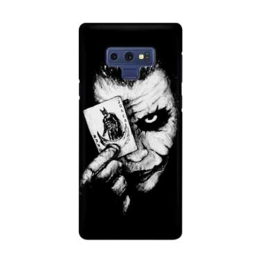 Indocustomcase Joker Art Face RB06 Cover Casing for Samsung Galaxy Note 9
