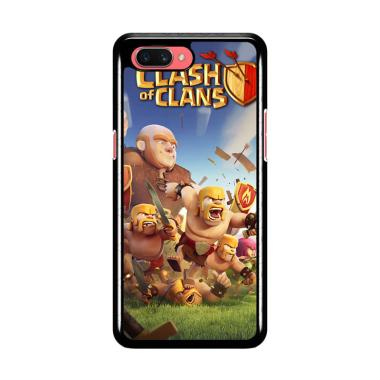Flazzstore Clash Of Clans Mobile Games Z0430 Premium Casing for Oppo A3S or Oppo A5