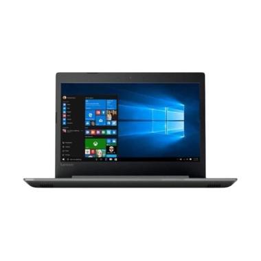 harga Lenovo Ideapad IP330-14AST-81D500-33ID Notebook - Onyx Black [AMD A4-9125/ 4GB/ 14 Inch HD/ Radeon R4/ 500GB/ Win10] Blibli.com