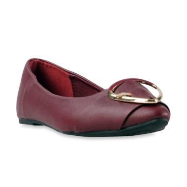 Inside Paloma Sepatu Flats Wanita