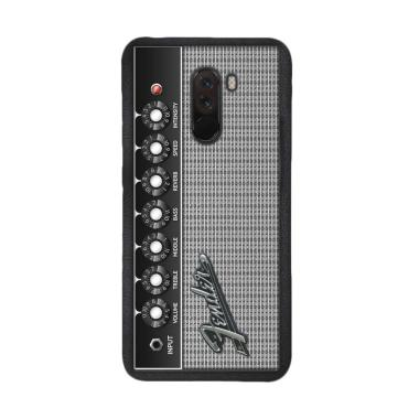 harga Indocustomcase Fender Guitar Amplifier Cover Casing for Xiaomi Pocophone F1 Blibli.com
