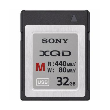 harga SONY XQD M Kartu Memori - #01 [32 GB/ 440 Mbps] Blibli.com