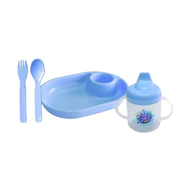 Lusty Bunny Baby Gift Set BPA FREE - Perlengkapan Makan Bayi 1 Set - Size S. Source · Lusty Bunny LB1429 Feeding Set [Kemasan Mika]