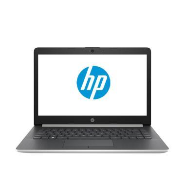 harga HP 14-CM0091AU Notebook - Silver [AMD A4 9125/ 128GB M.2 SSD/ 4GB/ 14 Inch/ Radeon R3/ Windows 10] Blibli.com