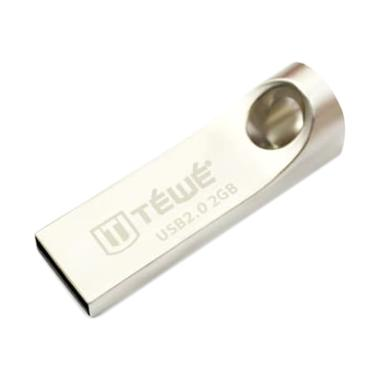 TEWE FLASHDISK 2 GB METAL