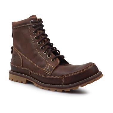 Daftar Harga Sepatu Boots Kulit Pria Timberland Terbaru Maret 2019 ... 19c6e75af6