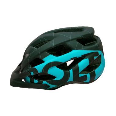 harga Bolt Helm Sepeda - Blue Blibli.com