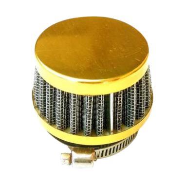 harga RajaMotor Filter Carburator (Udara) Model Sarang Tawon Kerucut Kecil 407/B - Gold - Aksesoris Motor - Variasi Motor - PROMO ONLINE Gold Blibli.com