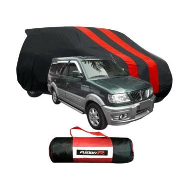 FUSION Vanguard Sarung Mobil Mitsubishi Kuda WATERPROOF Tasla Korean Import [ Cover Mobil Mitsubishi Kuda ]