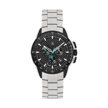 harga Mercedes-Benz Motorsport Chronograph Jam Tangan Pria [Original] Blibli.com