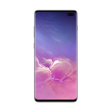 Samsung Galaxy S10+ Smartphone Prism Black [128 GB/ 8 GB]