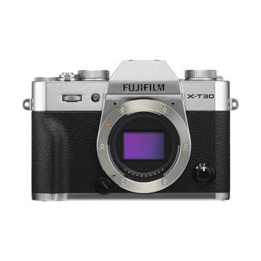Fujifilm X-T30 Kamera Mirrorless [Body Only] Silver