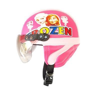 Cicimonmon Frozen Helm Anak