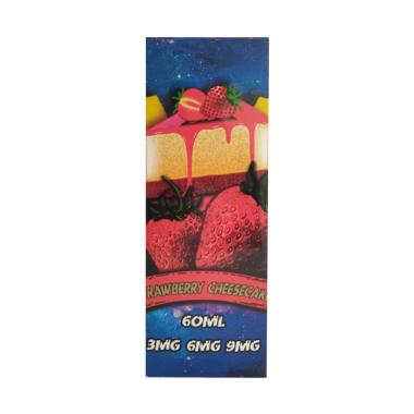 harga Liquid Lokal Premium Strawberry Cheesecake Rokok Elektrik E-Juice [60ml / 3mg Nic] Blibli.com